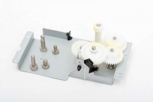 HP Fuser Drive side plate and Gear Assy für LaserJet M3035, M3027, P3005